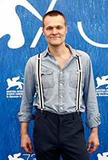 Kasper Collin. Director of I Called Him Morgan