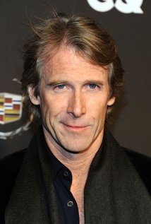 Michael Bay. Director of Transformers
