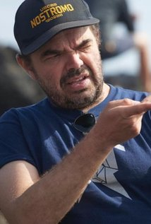Xavier Gens. Director of Cold Skin