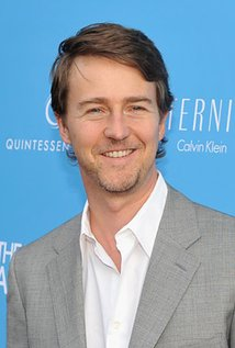 Edward Norton. Director of Keeping the Faith