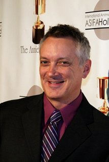 Kevin Deters. Director of Olaf's Frozen Adventure