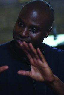 Olatunde Osunsanmi. Director of The Fourth Kind