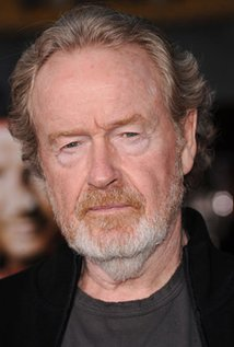 Ridley Scott. Director of White Squall