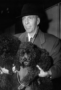 Howard Hawks. Director of Rio Bravo