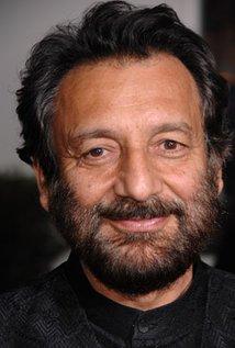 Shekhar Kapur. Director of The Four Feathers
