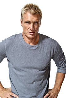 Dolph Lundgren. Director of The Killing Machine (Icarus)