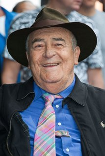 Bernardo Bertolucci. Director of The Sheltering Sky