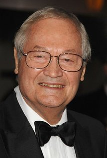 Roger Corman. Director of House of Usher