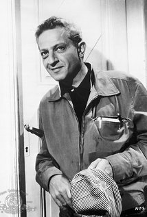 Jules Dassin. Director of The Naked City