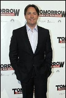 Stuart Beattie. Director of Tomorrow When The War Began