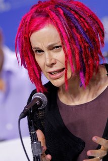 Lana Wachowski. Director of The Matrix