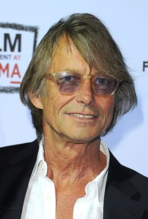 Bruce Robinson. Director of The Rum Diary