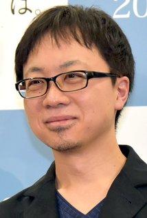 Makoto Shinkai. Director of The Garden of Words