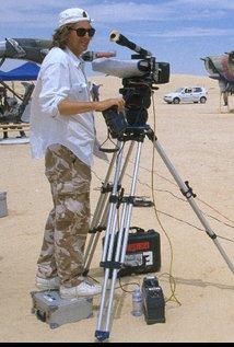 Roger Christian. Director of Battlefield Earth