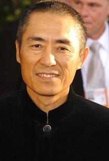 Yimou Zhang. Director of The Great Wall