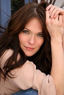 Katie Aselton. Director of Black Rock