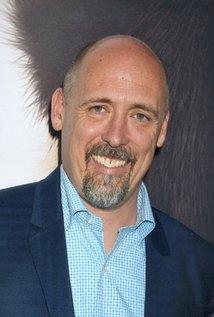 Chris Renaud. Director of Dr Seuss The Lorax