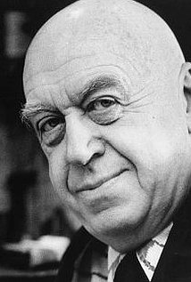 Otto Preminger. Director of Anatomy Of A Murder