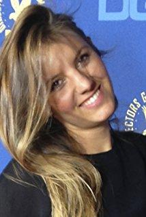 Lauren Hoekstra. Director of The Heyday of the Insensitive Bastards