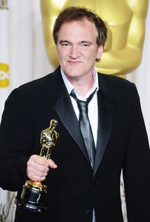 Quentin Tarantino. Director of Inglourious Basterds