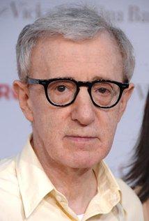 Woody Allen. Director of Blue Jasmine