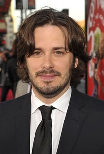 Edgar Wright. Director of Baby Driver