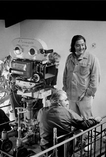 Frank Perry. Director of The Swimmer (1968)