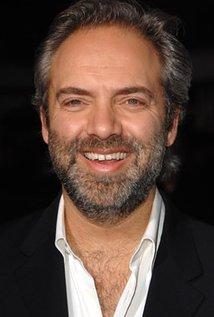 Sam Mendes. Director of Skyfall (James Bond 007)