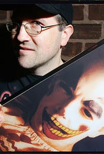 Kevin Kangas. Director of Fear of Clowns 2