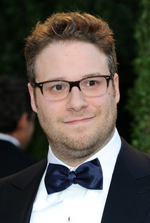 Seth Rogen. Director of The Interview