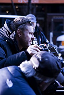 Nicolai Fuglsig. Director of 12 Strong (Horse Soldiers)