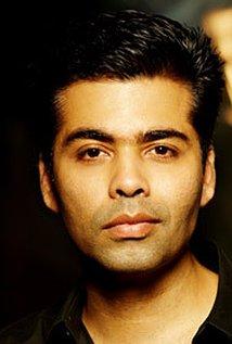 Karan Johar. Director of Kabhi Khushi Kabhie Gham (In Guten Wie In Schweren Tagen)