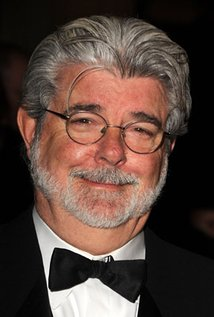 George Lucas. Director of Star Wars: Episode IV - A New Hope