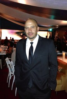Darren Grant. Director of Killing Hasselhoff