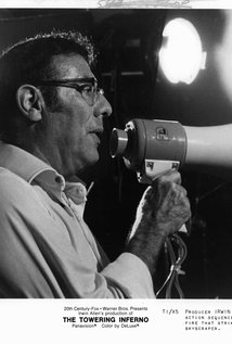 Irwin Allen. Director of City Beneath the Sea