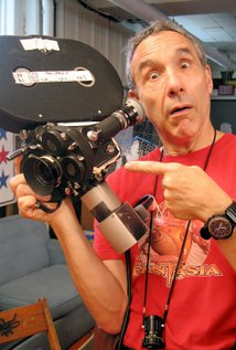 Lloyd Kaufman. Director of The Toxic Avenger Part 3: The Last Temptation of Toxie