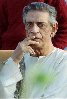 Satyajit Ray. Director of The World of Apu