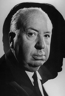 Alfred Hitchcock. Director of Jamaica Inn