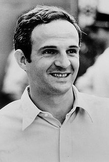 François Truffaut. Director of The 400 Blows
