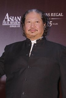 Sammo Kam-Bo Hung. Director of Twinkle, Twinkle, Lucky Stars