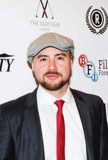 Nathanael Wiseman. Director of Hard Tide