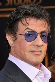 Sylvester Stallone. Director of Rocky IV