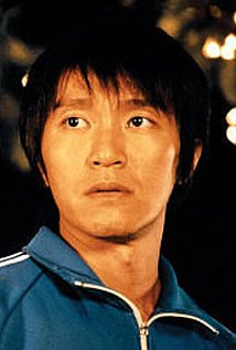Stephen Chow. Director of Kung Fu Hustle