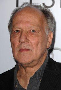 Werner Herzog. Director of Salt and Fire