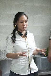 Tricia Lee. Director of Blood Hunters (One Drop)