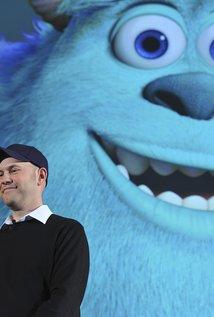 Dan Scanlon. Director of Monsters University