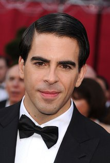Eli Roth. Director of Inglourious Basterds