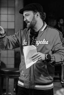 Richard Gray. Director of The Lookalike