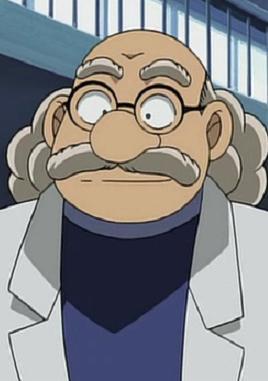 Professor Hiroshi Agasa