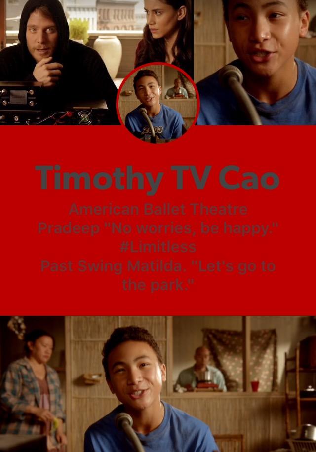Timothy T.V. Cao